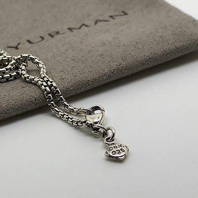 David Yurman Black Orchid Petite Albion Necklace
