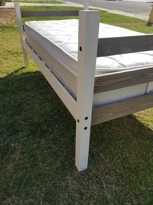 Twin Bed Frame & Mattress for Sale in Imperial, CA