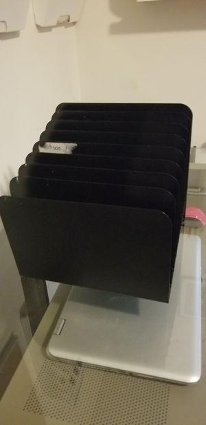 Magazine paper rack for Sale in Aurora, IL