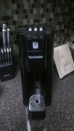 Toastmaster coffee machine - takes k cups for Sale in Spring, TX