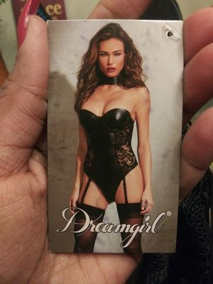 Dreamgirl body suit lingerie for Sale in Las Vegas, NV