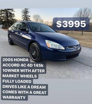 2005 HONDA ACCORD 4C 4D 145k for Sale in Attleboro, MA