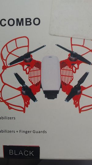 Protection combo for spark drone for Sale in Austin, TX