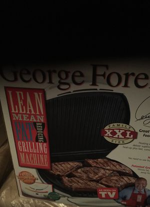 George Foreman Grilling Machine for Sale in Washington, DC