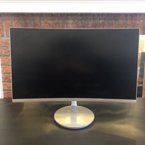 Samung 27' Curved Monitor for Sale in Boston, MA