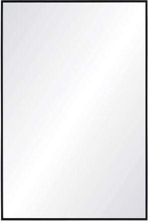 Renwil 36 X 24 inch Black Wall Mirror NEW for Sale in Plantation, FL
