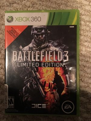 Battlefield 3 - Xbox 360 for Sale in Germantown, MD