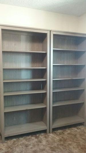 IKEA Hemnes Bookshelves $100 for 2 for Sale in Escondido, CA