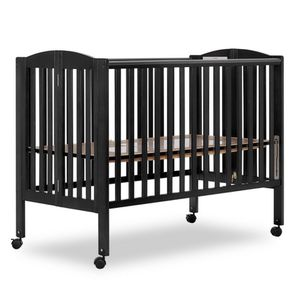 Dream On Me Folding Full Size Crib - Steel Gray for Sale in Anaheim, CA