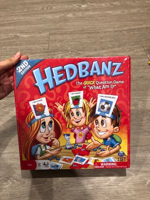 Brand new in box kid's game Hedbanz for Sale in Los Angeles, CA