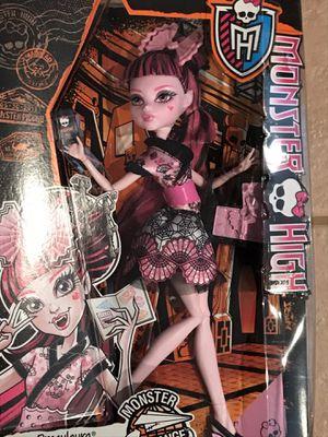 Monster High Doll Draculaura for Sale in Arlington, VA