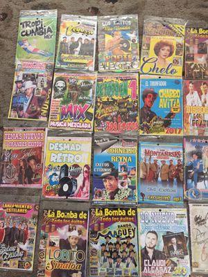 Música en venta 4. CDs x10 todo tipo de música for Sale in Bell, CA