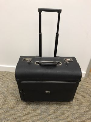 Rolling briefcase for Sale in Corona, CA
