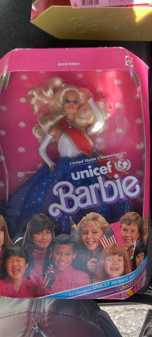 Unicef Barbie for Sale in Denver, CO