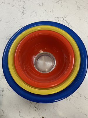 Pyrex nesting bowls for Sale in San Diego, CA