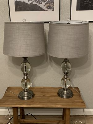 Matching Lamps for Sale in Bremerton, WA