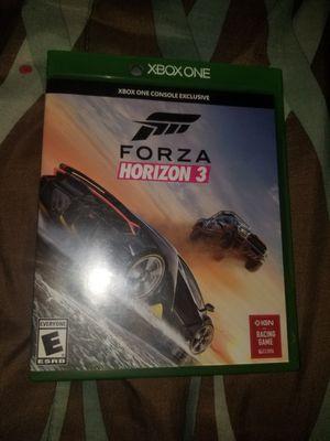 Forza horizon 3 for Sale in Phoenix, AZ