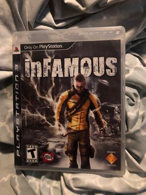 Infamous PS3 for Sale in Las Vegas, NV