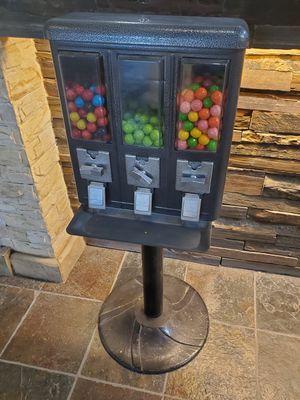 Triple shop gumball machine for Sale in Orange, CA