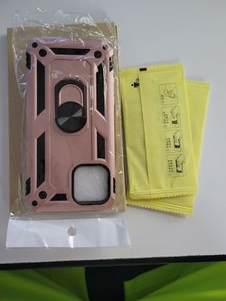 Iphone 12 Case And 2 Screen Protectors for Sale in Duncan,  SC