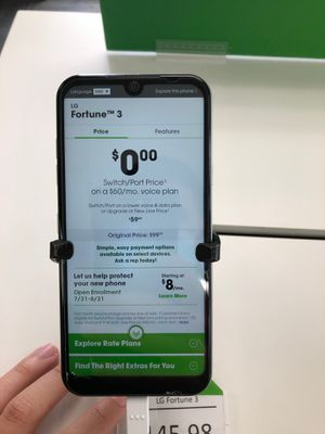 Free LG when you switch for Sale in Houston, TX