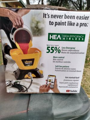 Wagner control pro 130 paint sprayer for Sale in Fair Oaks, CA