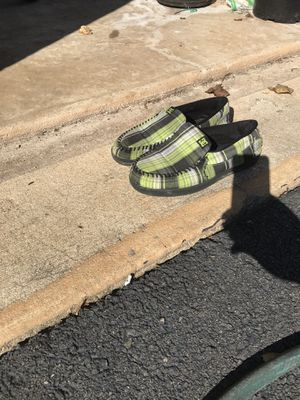 Vans slip on shoes size 9 mens for Sale in Fairfax, VA