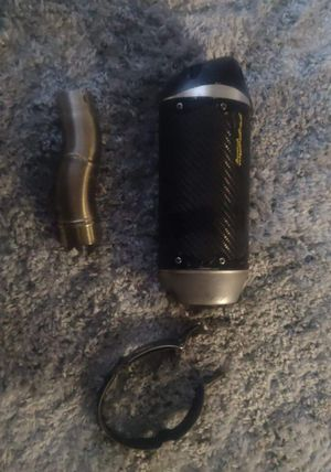 Two brothers ninja 400 exhaust for Sale in Orem, UT