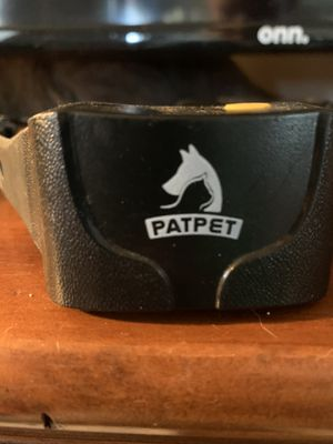 PatPet dog training collar. for Sale in Tabernacle, NJ
