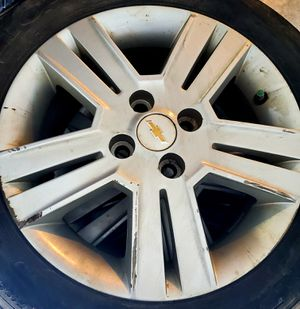 Chevy wheels 4 lug 4x100 for Sale in Rogers, AR