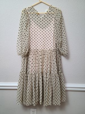 H&M polka dot sheer party dress size S for Sale in Columbia, MD