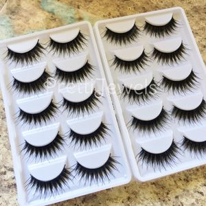10 Pairs Long Dramatic Fairy Eyelashes for Sale in Chandler, AZ