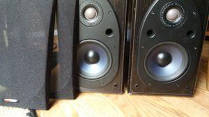Polk Audio RTi28 ebony finish for Sale in Stevensville, MD