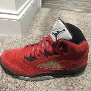 "Jordan 5 ""Raging Bull"" (1/2 pack) for Sale in Franklin, TN"