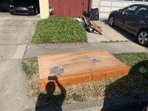 FREE TWIN SIZED BED FRAME for Sale in Hayward, CA