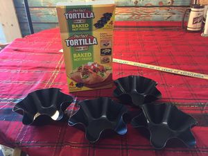 Perfect tortilla pan set for Sale in Oran, MO