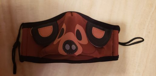 Puppy Dog Floppy Ears Kids Face Mask Single Layer for Sale in Los Angeles,  CA