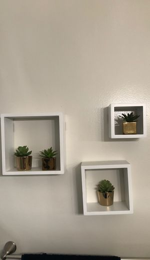 Floating wall shelves for Sale in Glendale, CA