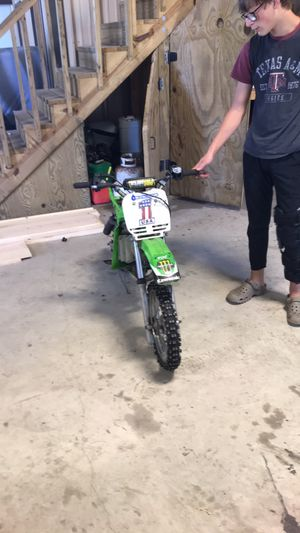 2002 kx 65 parts bike for Sale in Victoria, TX