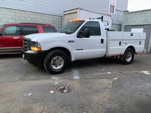 2002 Ford F-350 7.3 Disel power stroke for Sale in Everett, MA