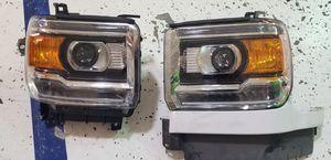 Brand new 2018 gmc hid headlights for Sale in Dallas, TX