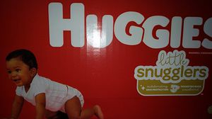 Huggies little snuggles size3 for Sale in Philadelphia, PA