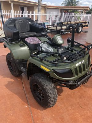 2007 Arctic Cat 650 for Sale in Miami, FL