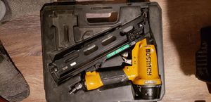 Bostitch 15 Gauge Finish pneumatic nailer for Sale in Malden, MA