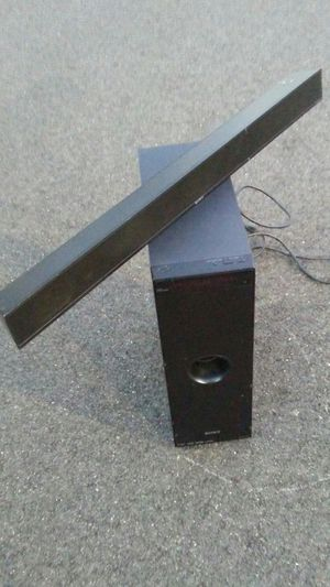 Sony Soundbar with HDMI and Powered Subwoofer for Sale in Midlothian, VA