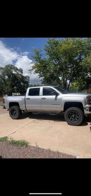 2014 Chevrolet Silverado LT 1500 4x4 for Sale in Eagar, AZ