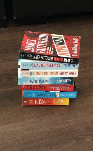 1$ per book. Moving sale. for Sale in Baltimore, MD