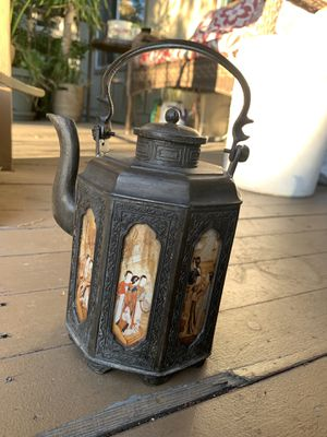 Chinese Republic Era Antique Teapot for Sale in Redwood City, CA