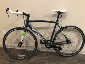New single speed/ fixed gear bike to go for Sale in Houston, TX