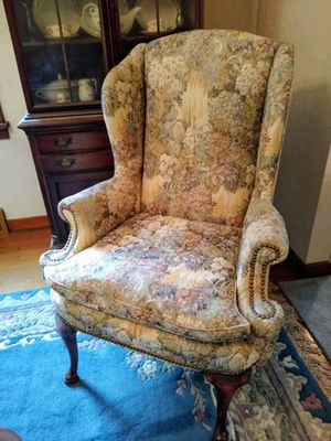 Wingback Accent Armchair for Sale in Monroeville, PA